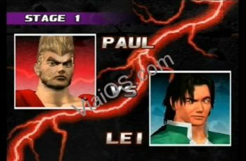 Play Tekken 3 on your iOS (jailbreak required)
