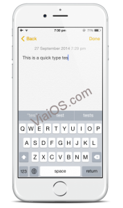 5 Most-updated features in iOS 8