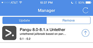 Pangu 8.0-8.1.x Untether updated to fix Crash Bug