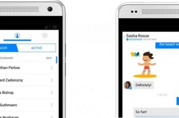How to logout from Facebook Messenger App in Android?