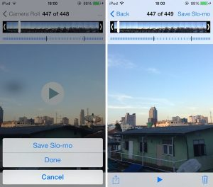 How to Enable Slo-Mo Feature on Unsuported iOS 8 iPhone, iPad and iPod?