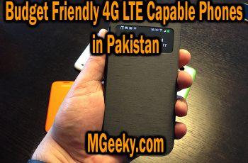 4G LTE CAPABLE PHONEs