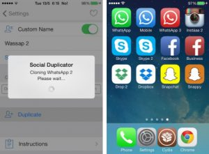 Social Duplicator Updated for iOS 8 [Use Mupltiple Accounts]