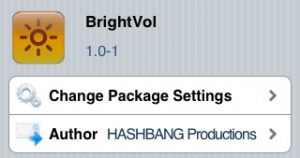Quickly Adjust Brightness on Your iOS using Volume Buttons [Cydia Tweak]