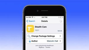 """Stealth Cam"" Now Take Photo/Video When Your iOS Device Is In Sleep Mode"
