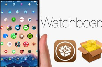 WatchBoard brings Apple Watch UI to your iOS 8