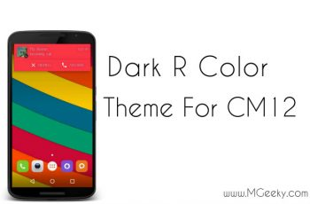 dark r color theme cm12