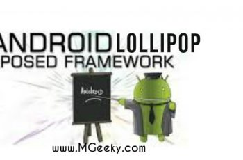 xposed framework for android 5.0 lollipop