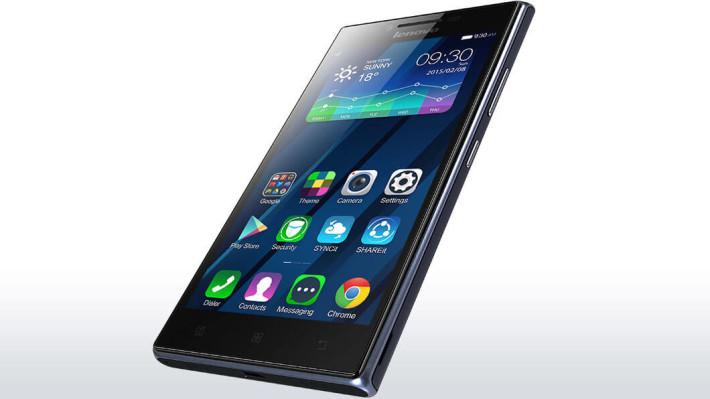 lenovo phone with 4000 mah battery