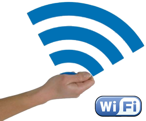 how to detect others using your wifi