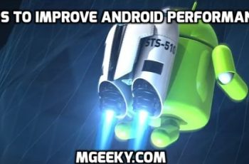 tips to improve android performance