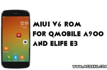 miui 6 original rom for a900, e3