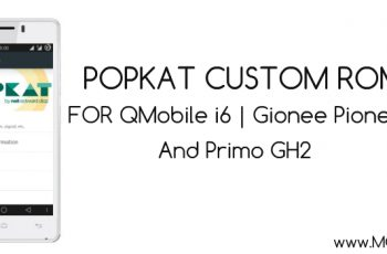 lollipop themed rom for qmobile i6, primo gh2, gionee p4