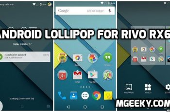 lollipop for rivo rx 60