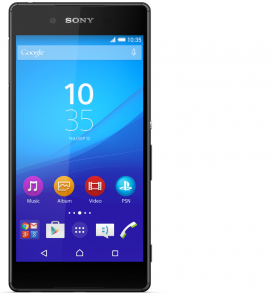 Sony Xperia Z4 pictures