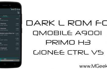 dark l rom for qmobile a900i, ctrl v5 and primo h3