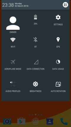 lollipop rom for gionee ctrl v5
