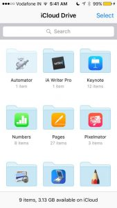 iOS supported device list