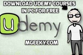 How to download udemy courses for free