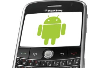 Blackberry Devices To Run Android Os