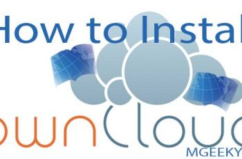 install owncloud in centOS 7 without GUI