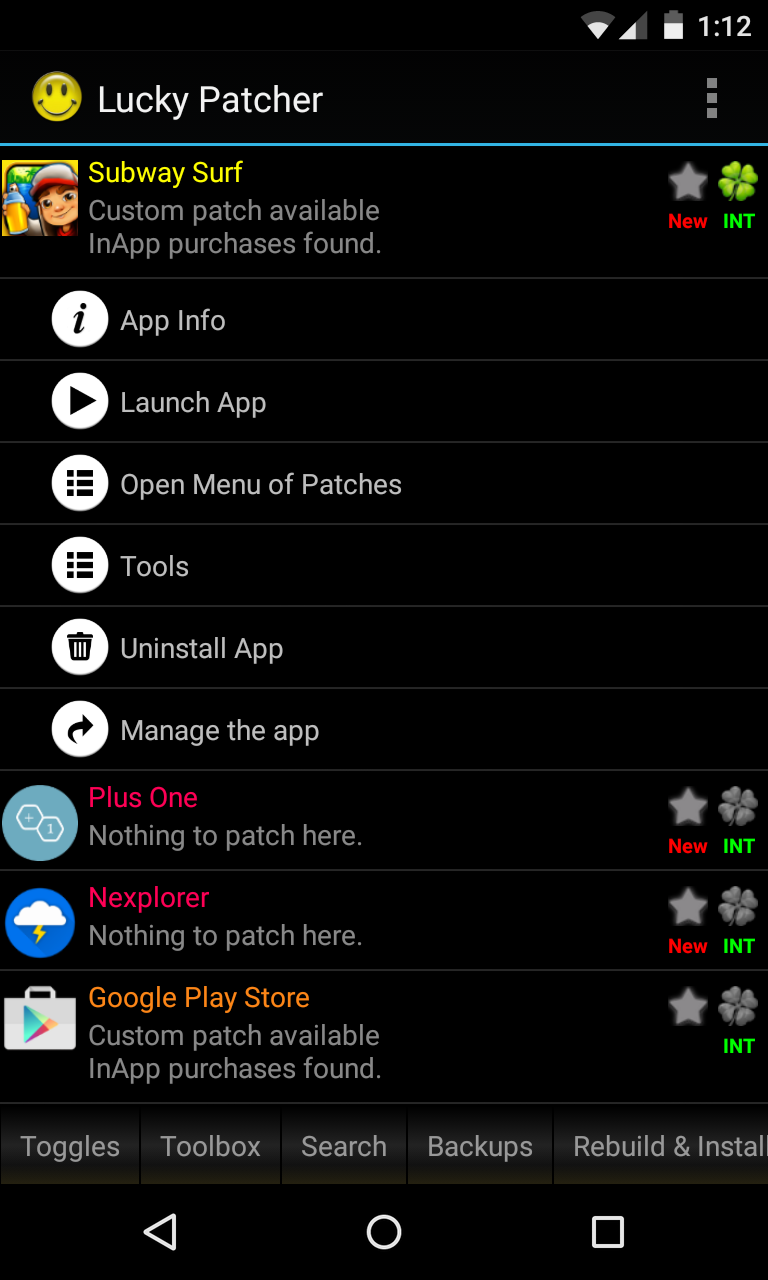 free iap android no root