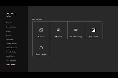 How to turn off XBOX ONE NARRATOR